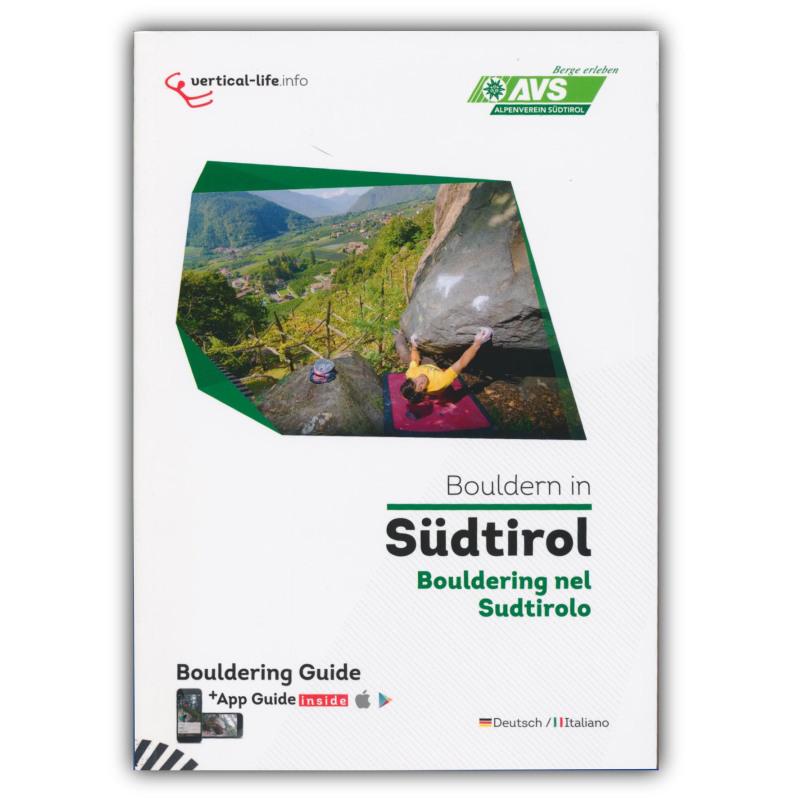 Bouldern in Südtirol