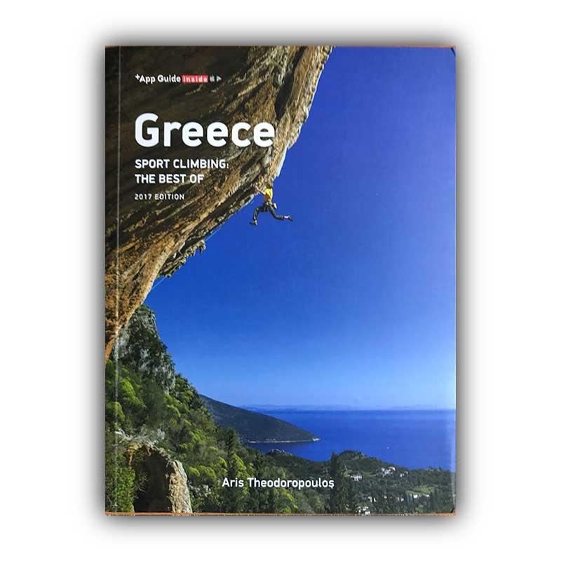 Horolezecký průvodce greece-1